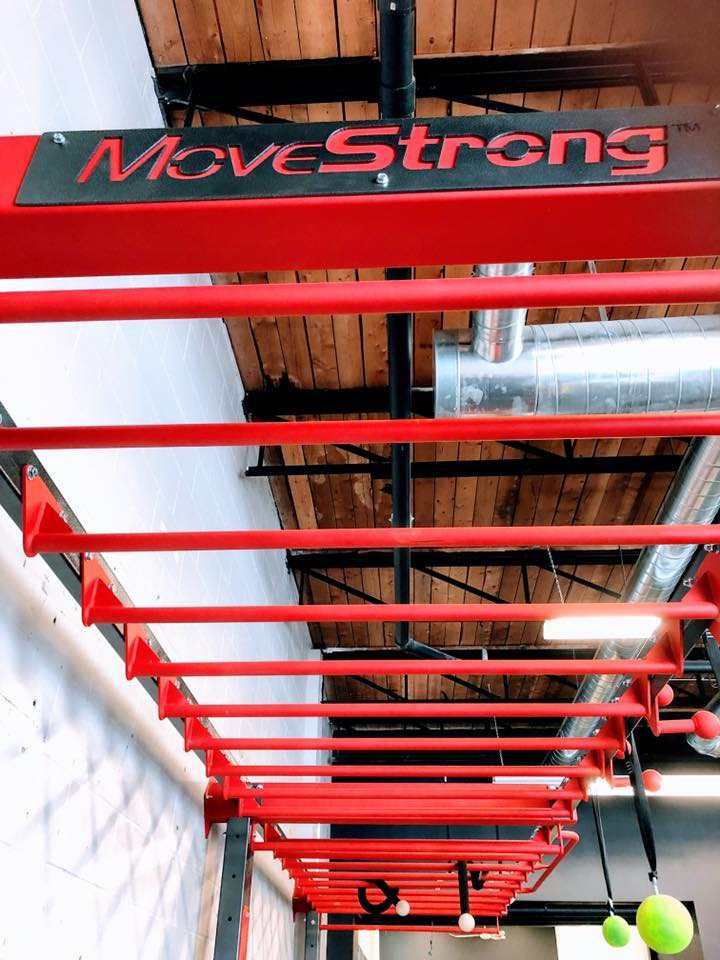 Customized Fitness Equipment with Company Colors