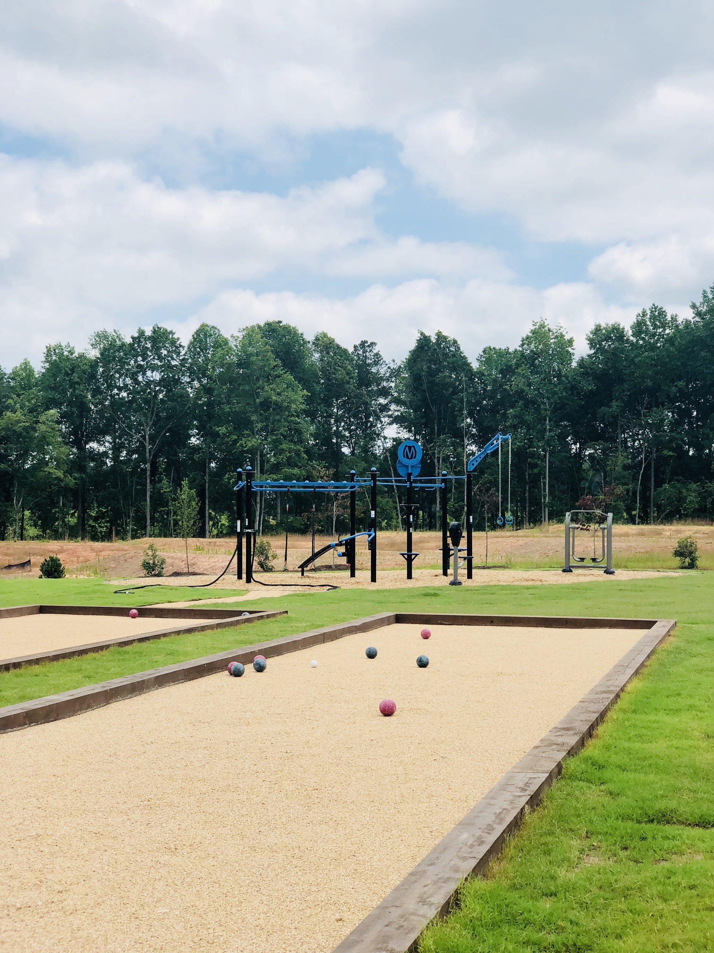 HOA Living Community Outdoor Recreation
