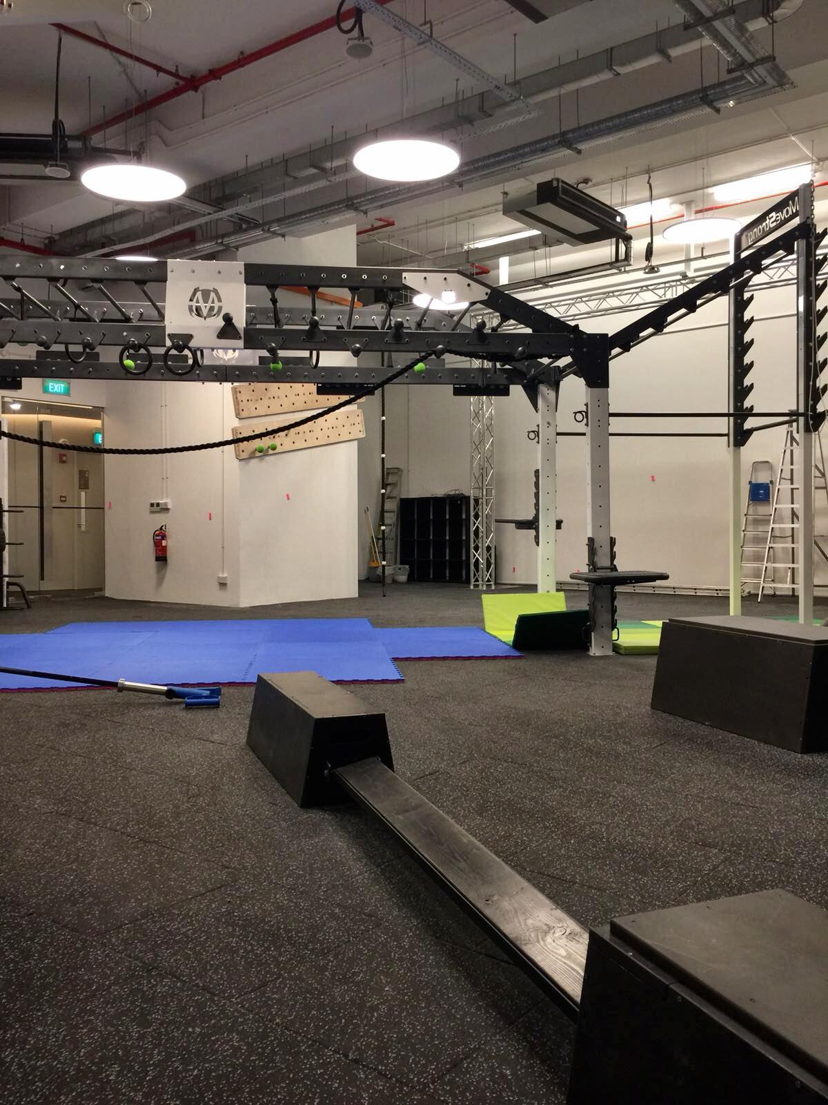 Fitness Studio Design
