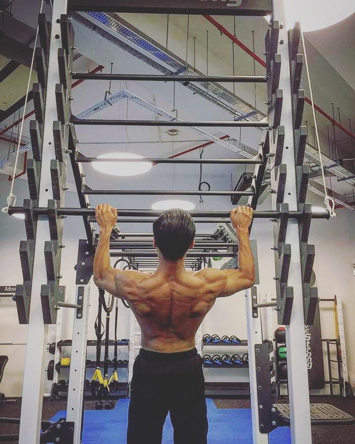 Salmon Ladder Ninja Warrior