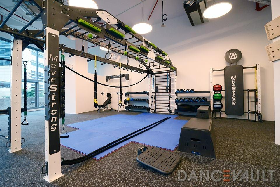 MoveStrong Nova XL Functional Training Station