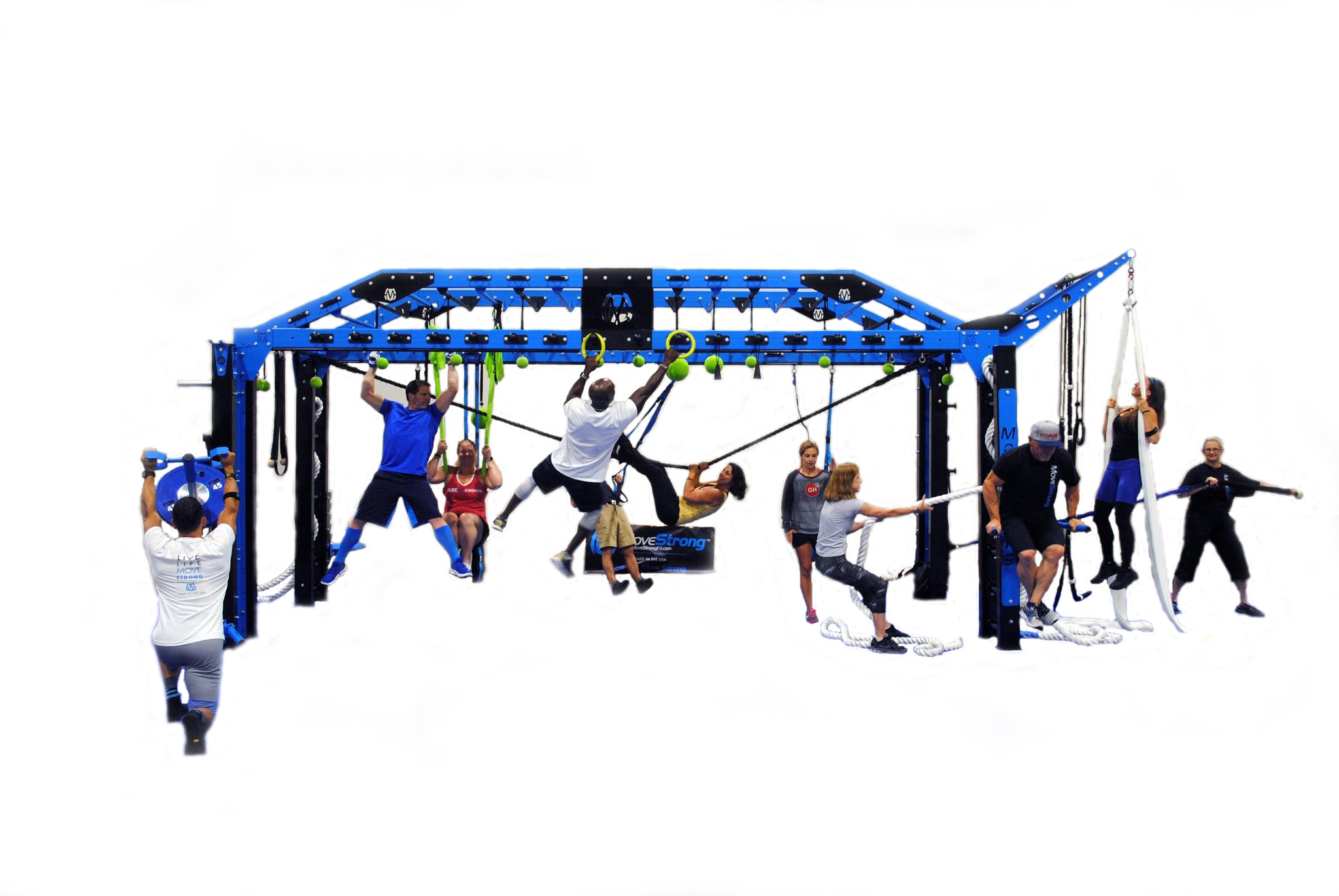 NOVA XL Functional Training Station