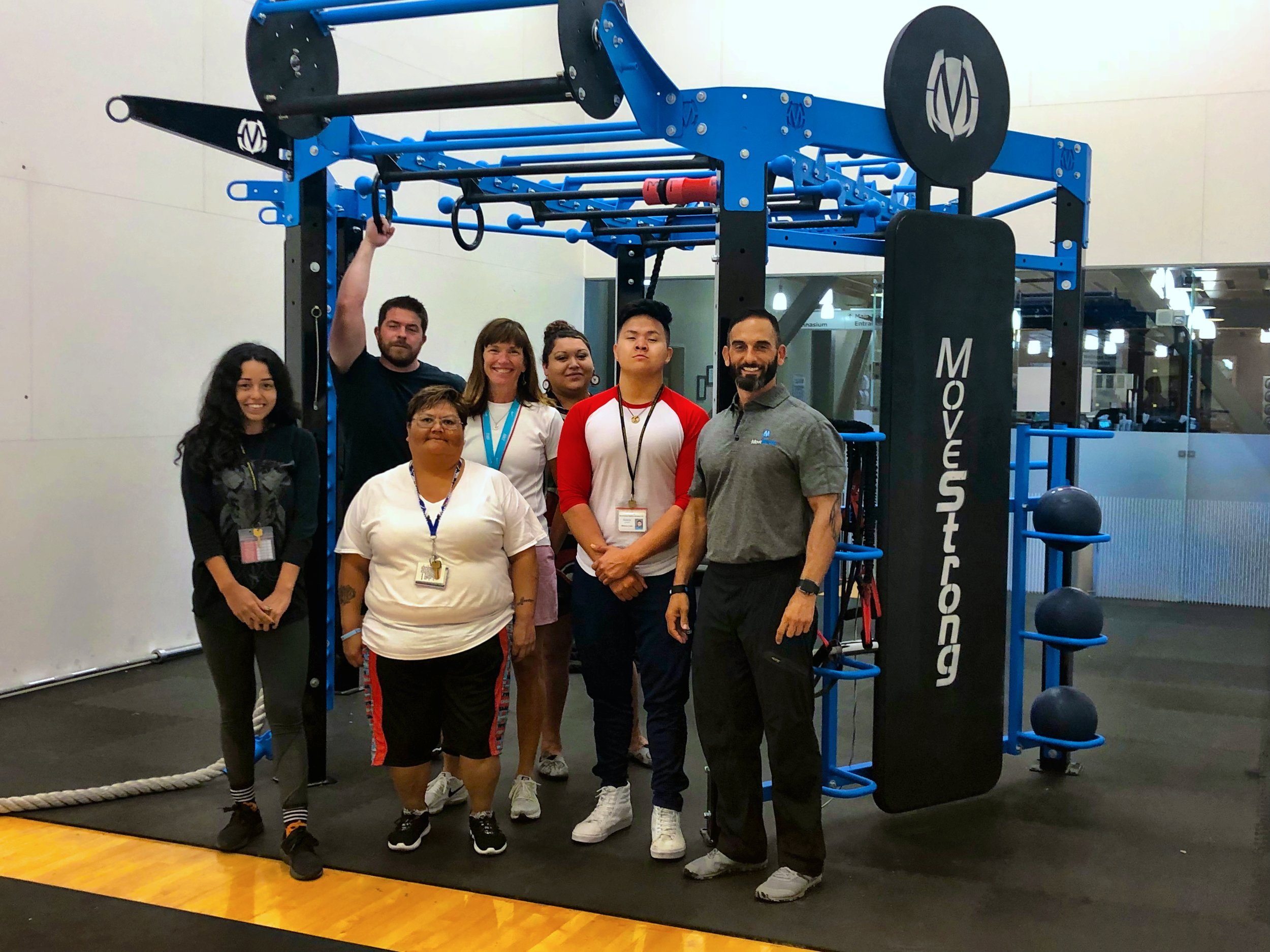 Wellness Center Adds Functional Training Room