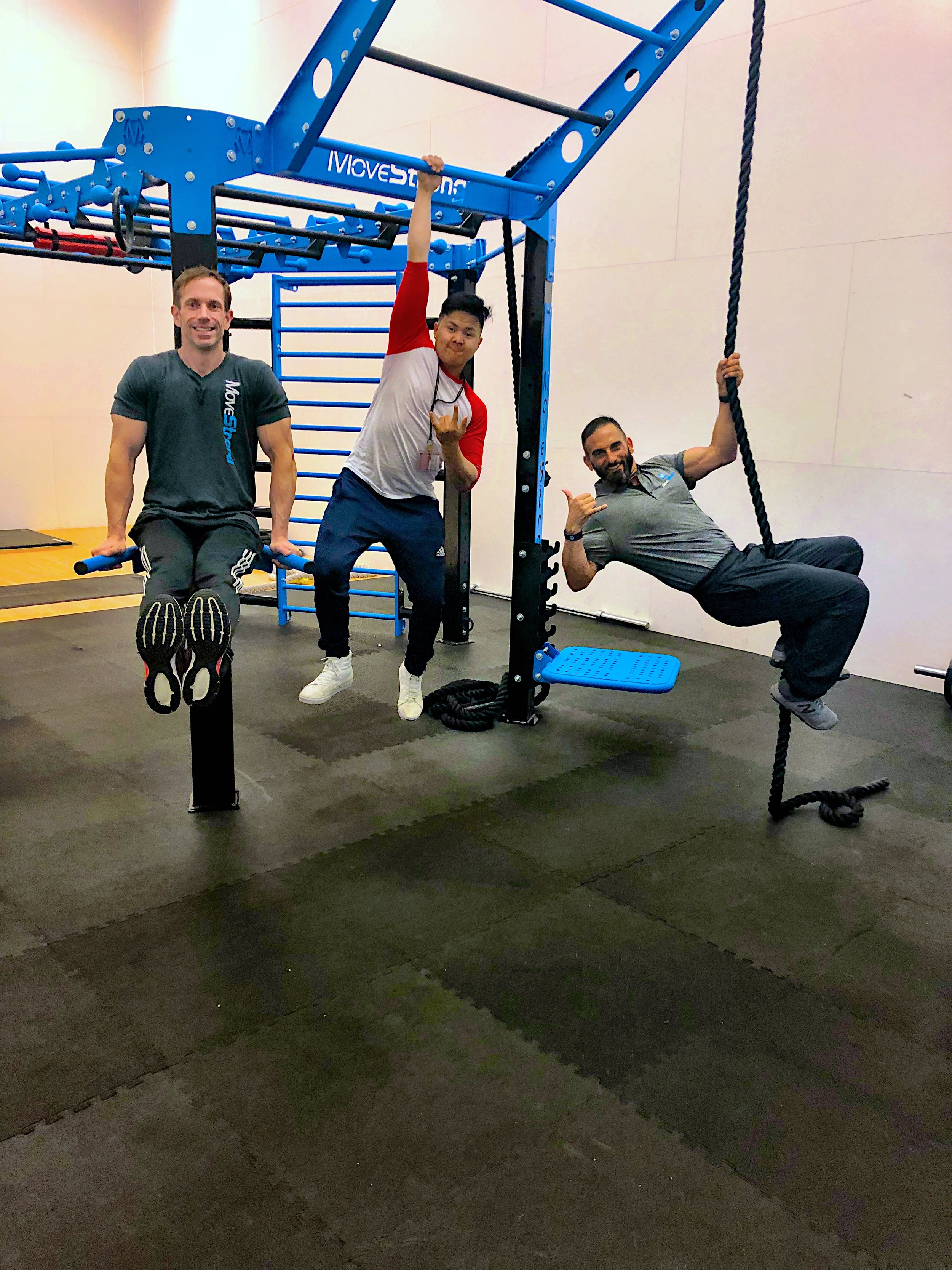 Group Functional Fitness