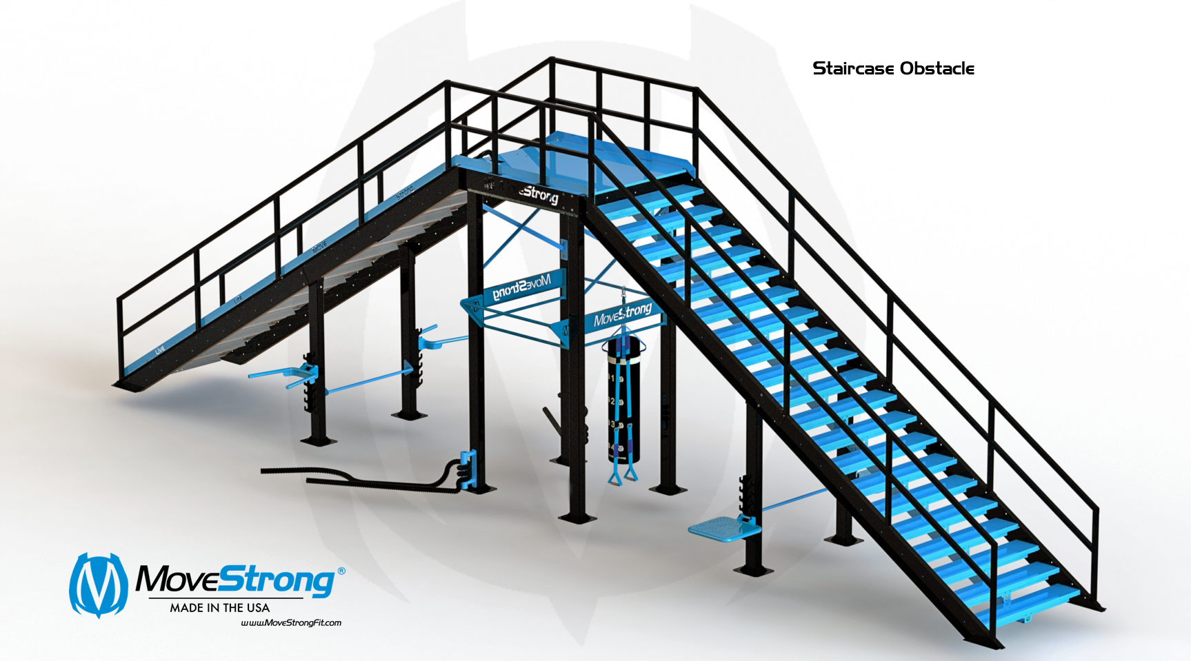 Copy of Obstacle Staircase