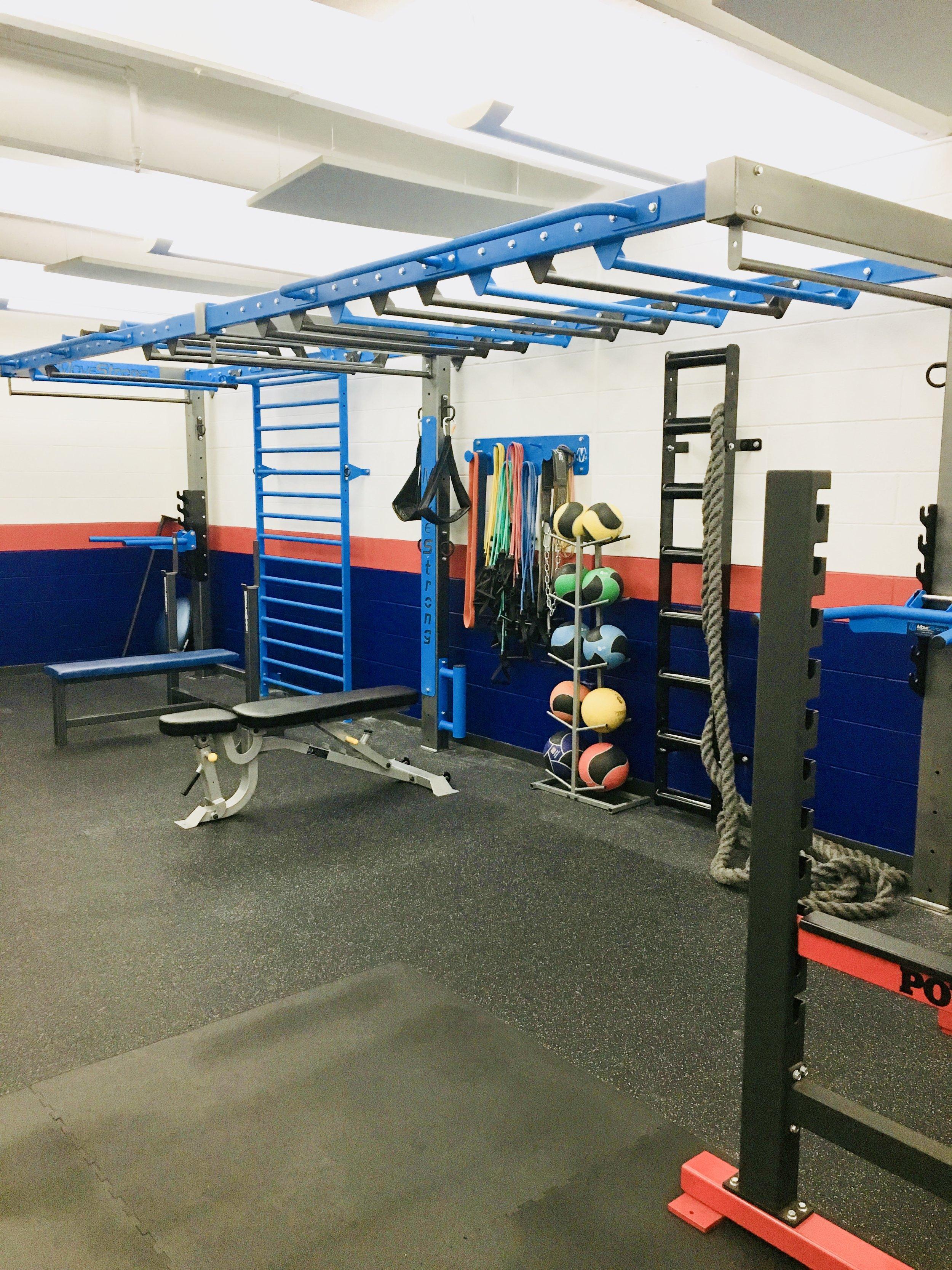 High School Gym Design