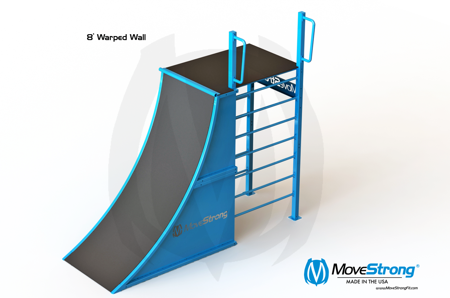 8' Warped Wall MoveStrong