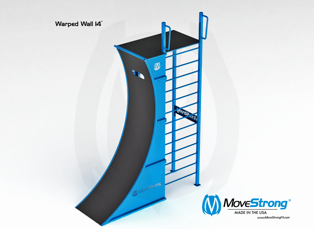 MoveStrong Warped Wall