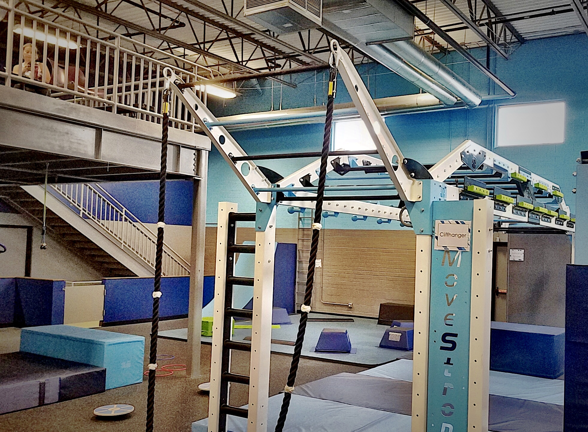 Functional Fitness Training Ninja Gym