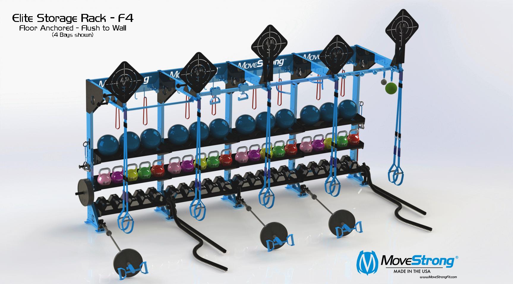 F4 Modular Multiple Bay Option