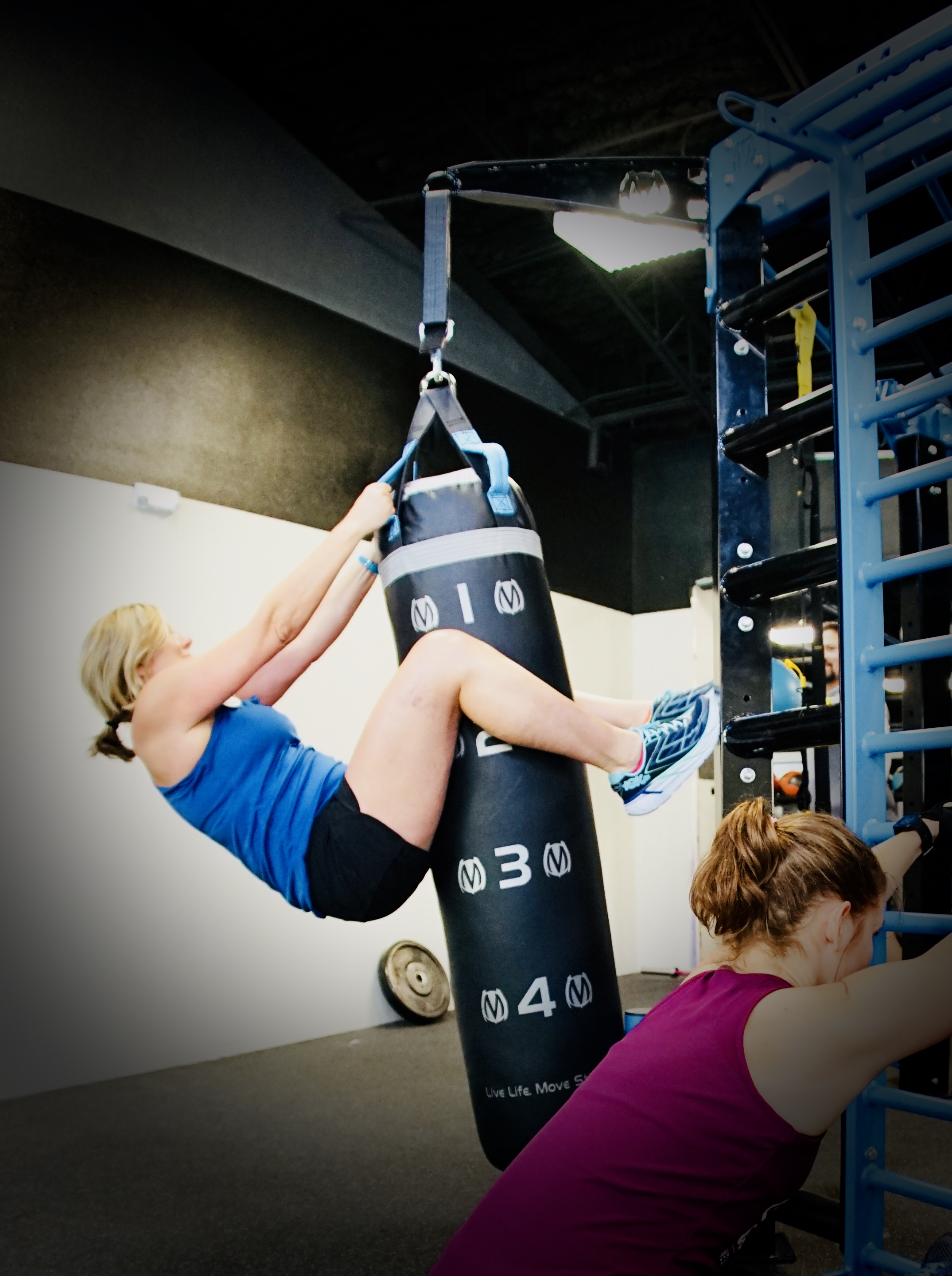 MoveStrong Heavy Bag