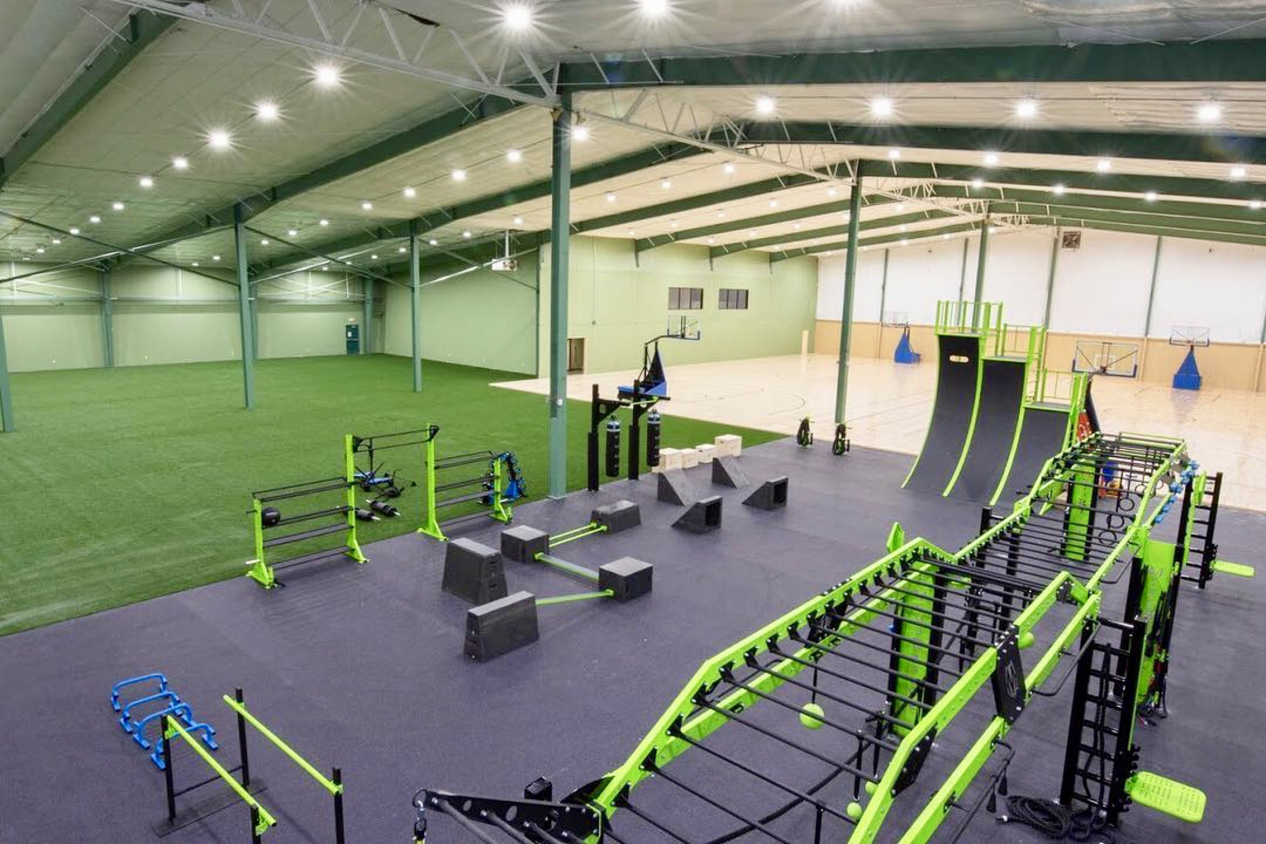 Gym Design Functional Training MoveStrong Westwood Fitness