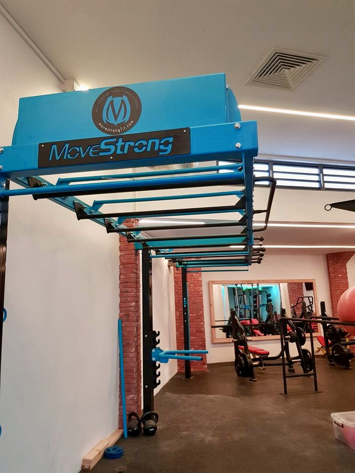 MoveStrong Nova Wall Bridge Functional Fitness