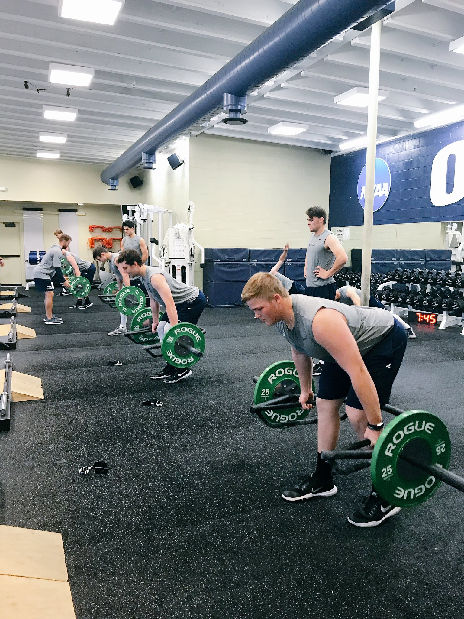 MoveStrong DSL Bar athletes functional strength training
