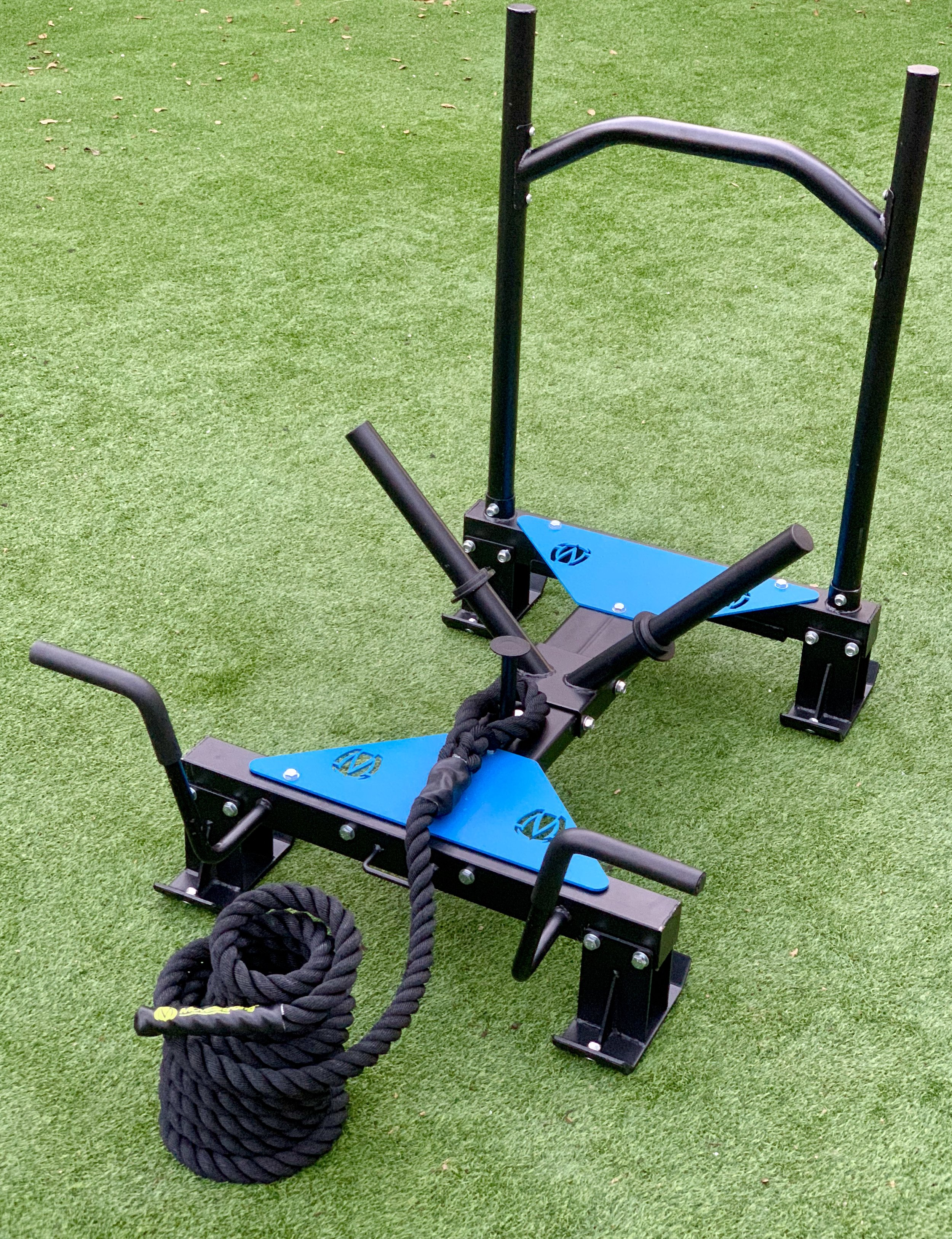 MoveStrong MANTIS Power Sled for functional fitness and conditioning