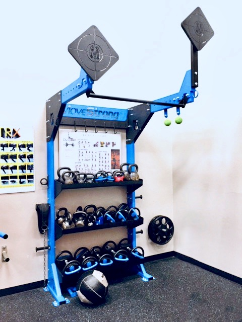 Elite Functional Fitness Storage