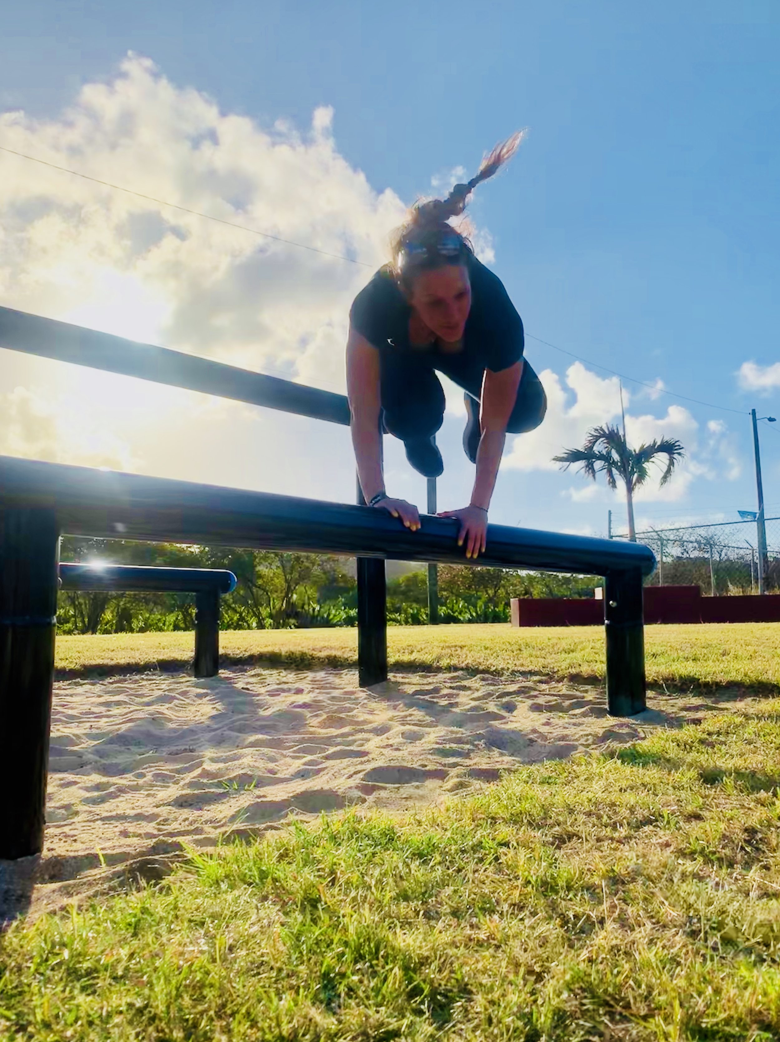 Agility Obstacle Course Workouts
