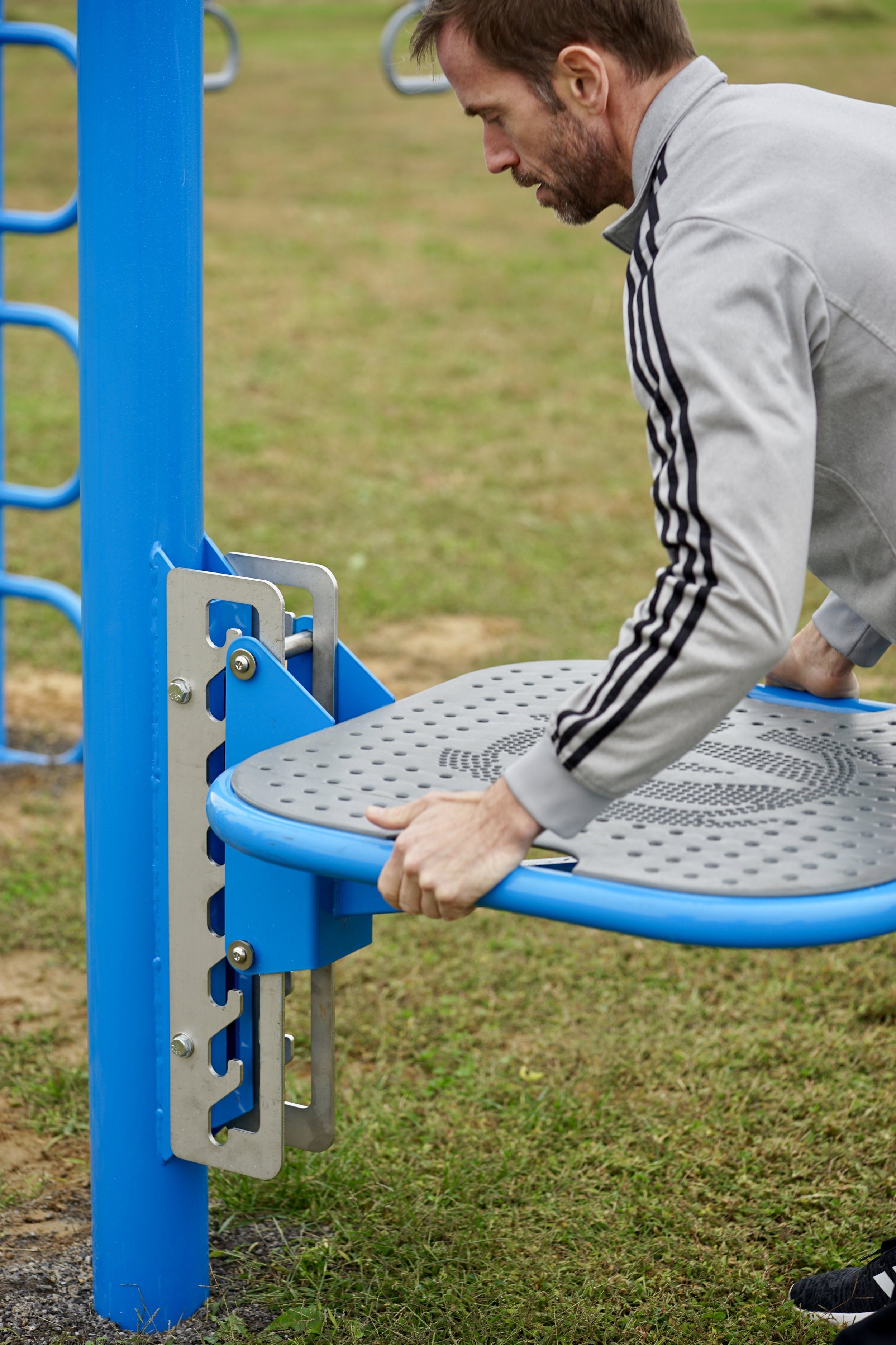 Step Adjustment Outdoor Fitness