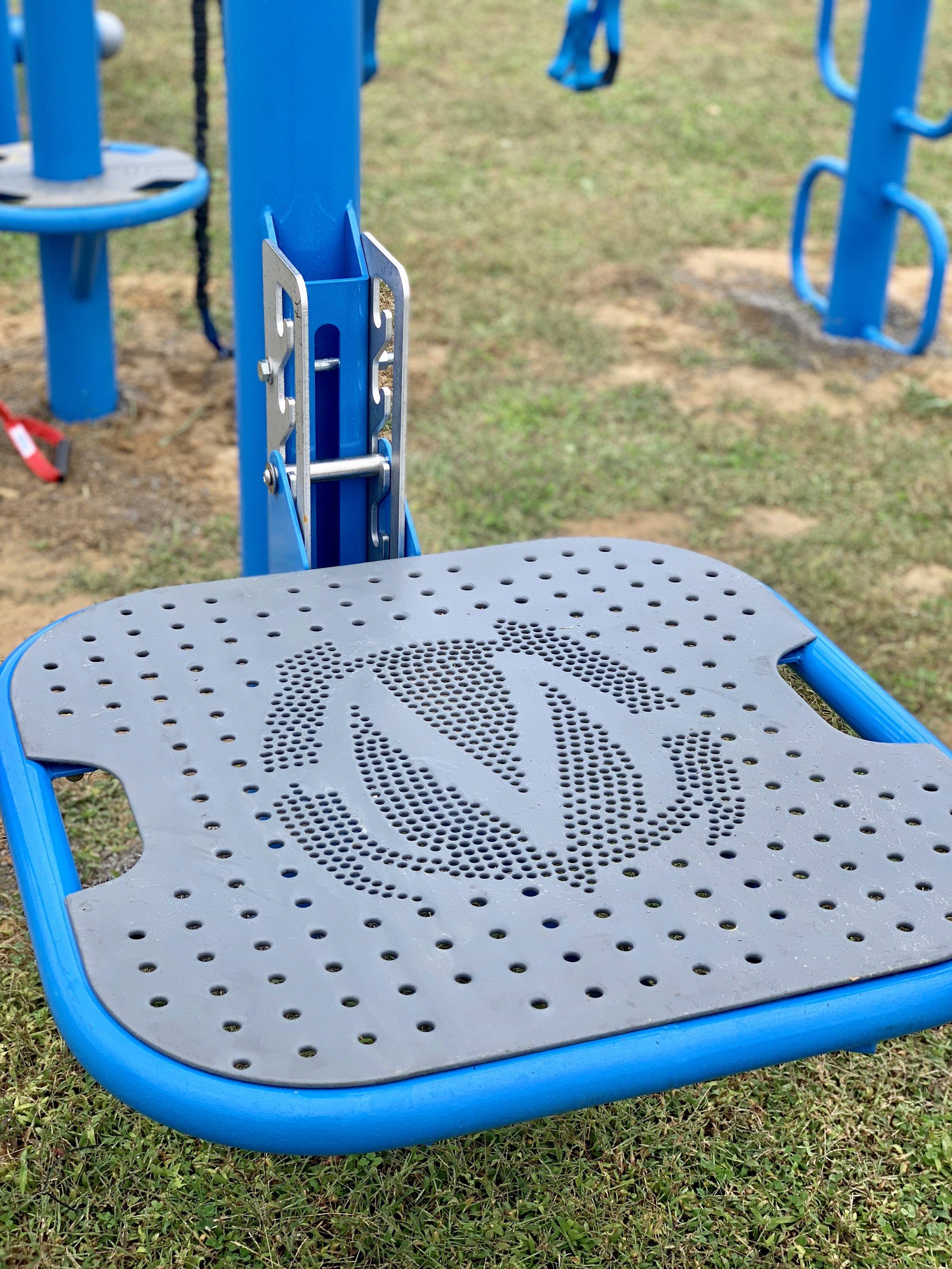 Adjustable step plyobox outdoor fitness equipment