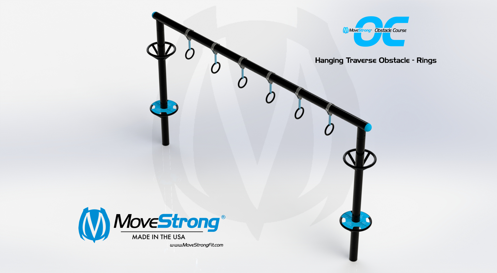 MoveStrong OC Ring Grip Traverse
