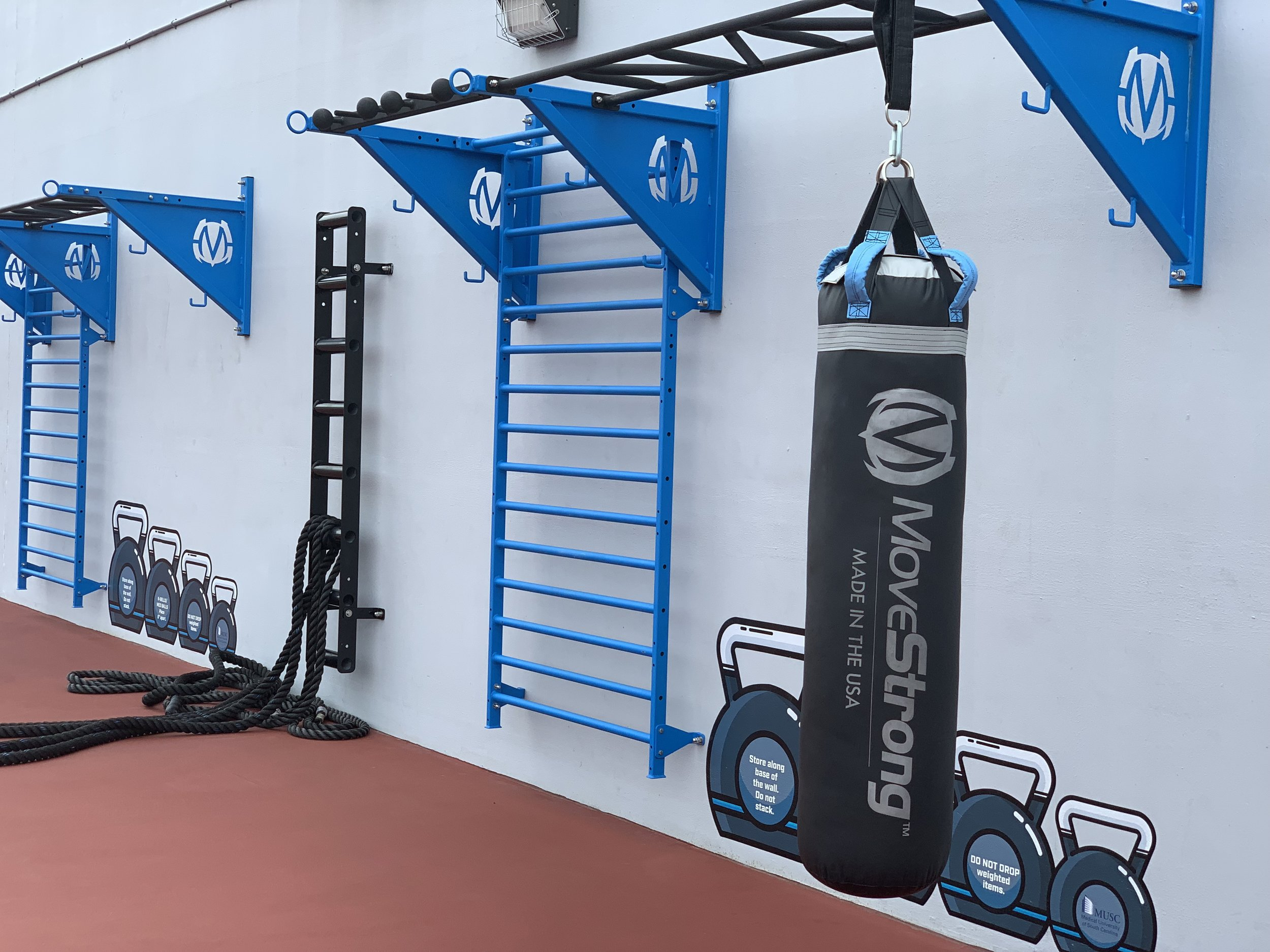 Customized for Outdoor Fitness
