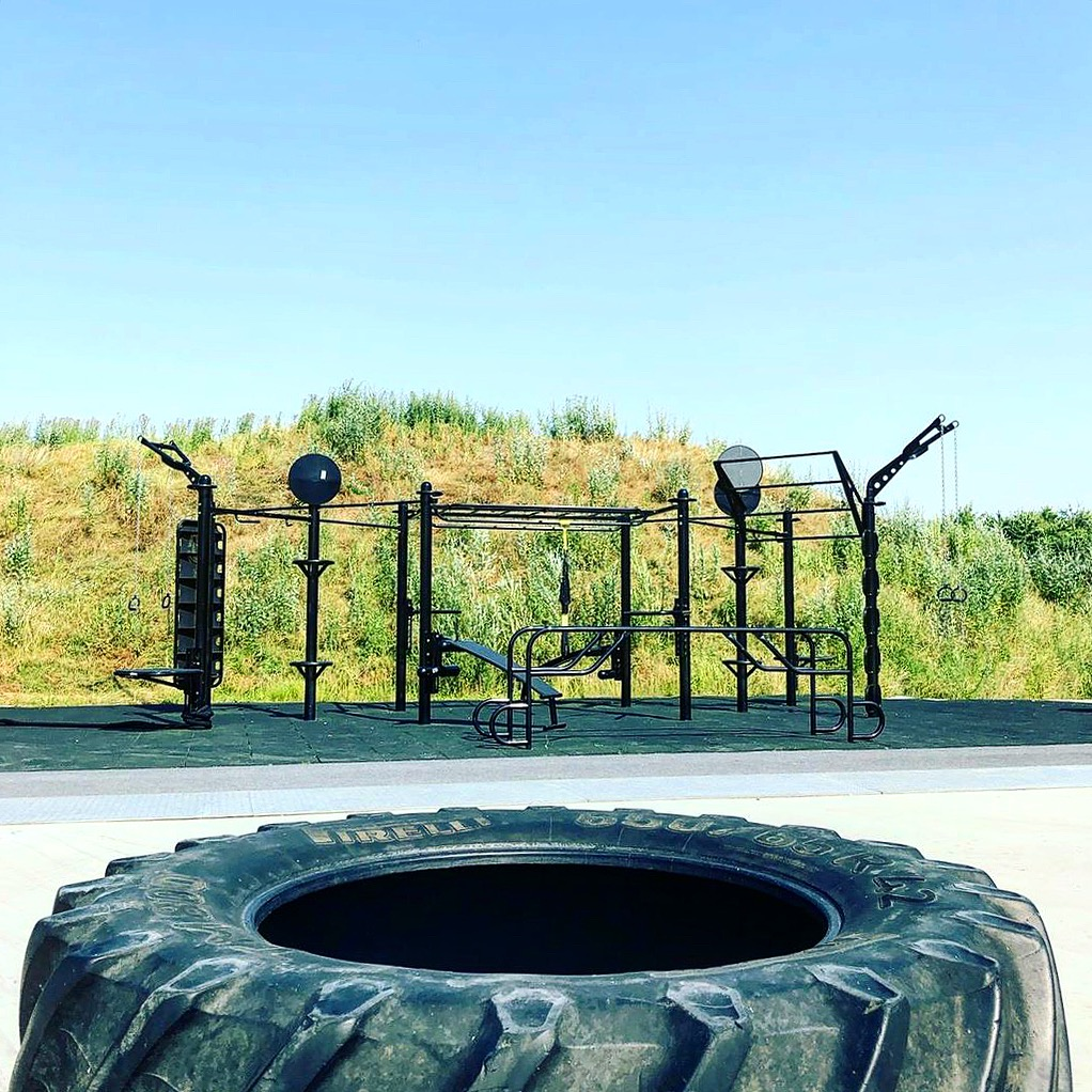 MoveStrong T-Rex Functional Training Station