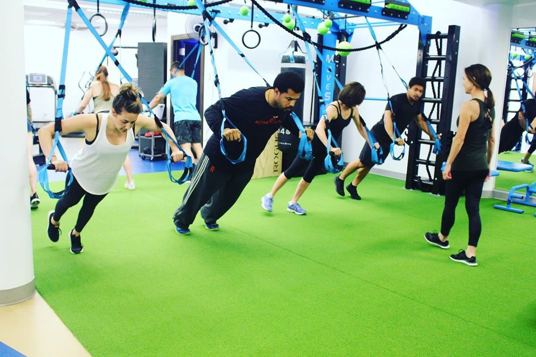 MoveStrong Elevate Trainers