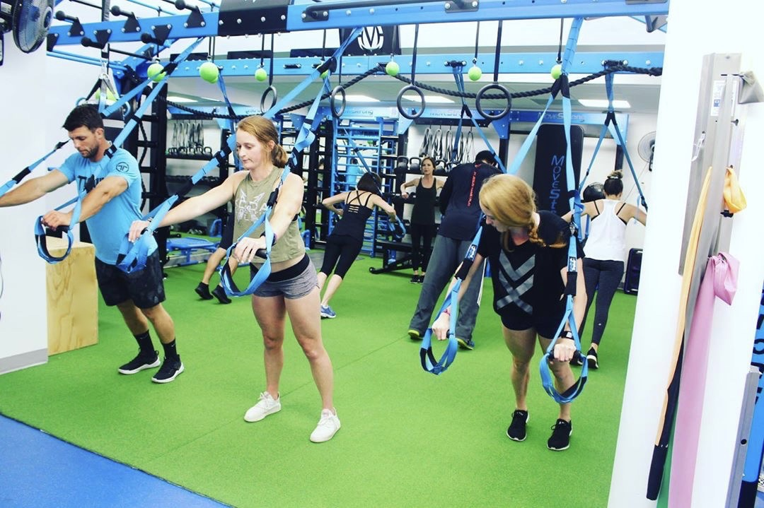 Group Functional Fitness At Recover PT