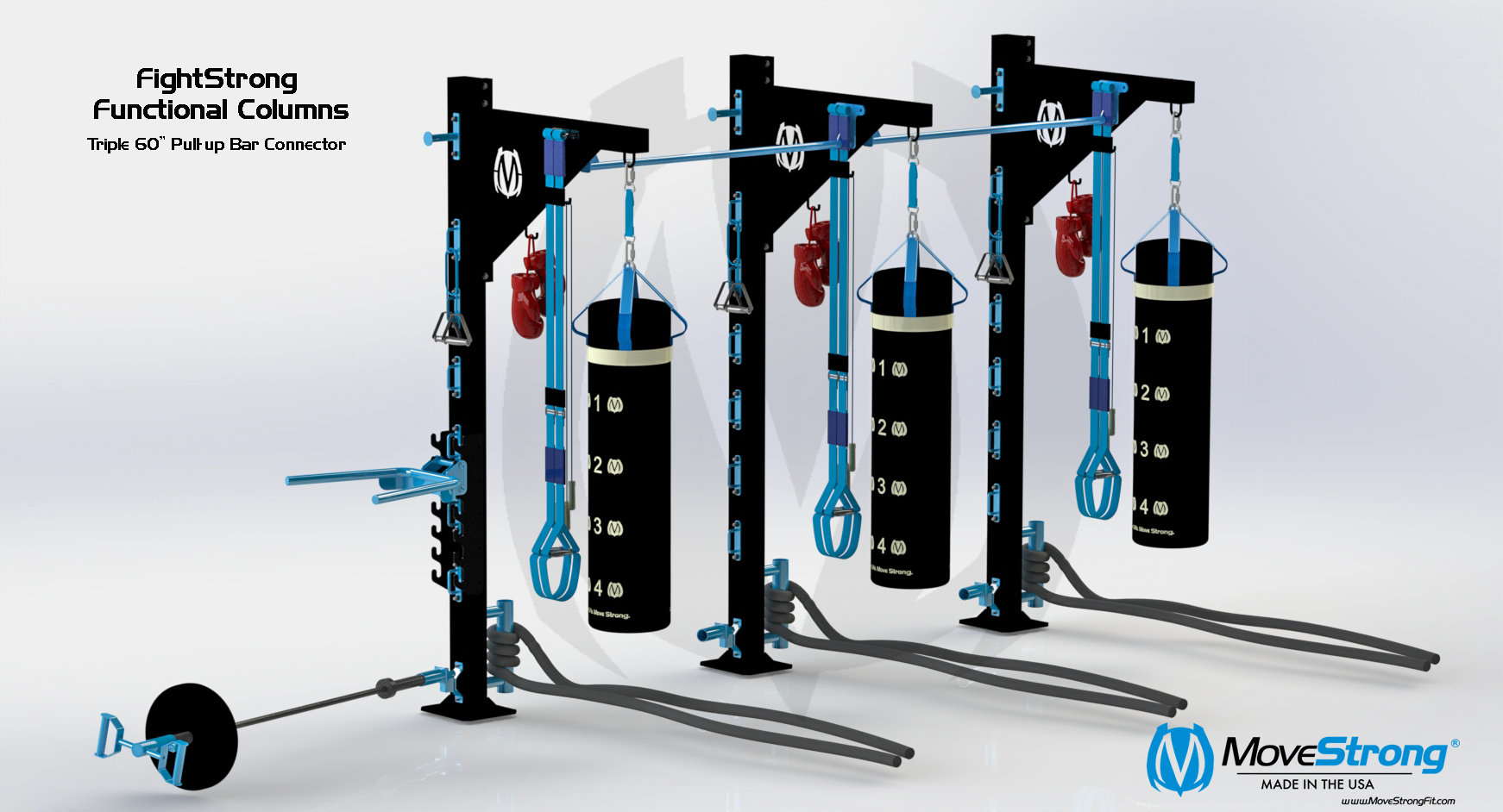 Heavy Bag Stand For Functional Fitness