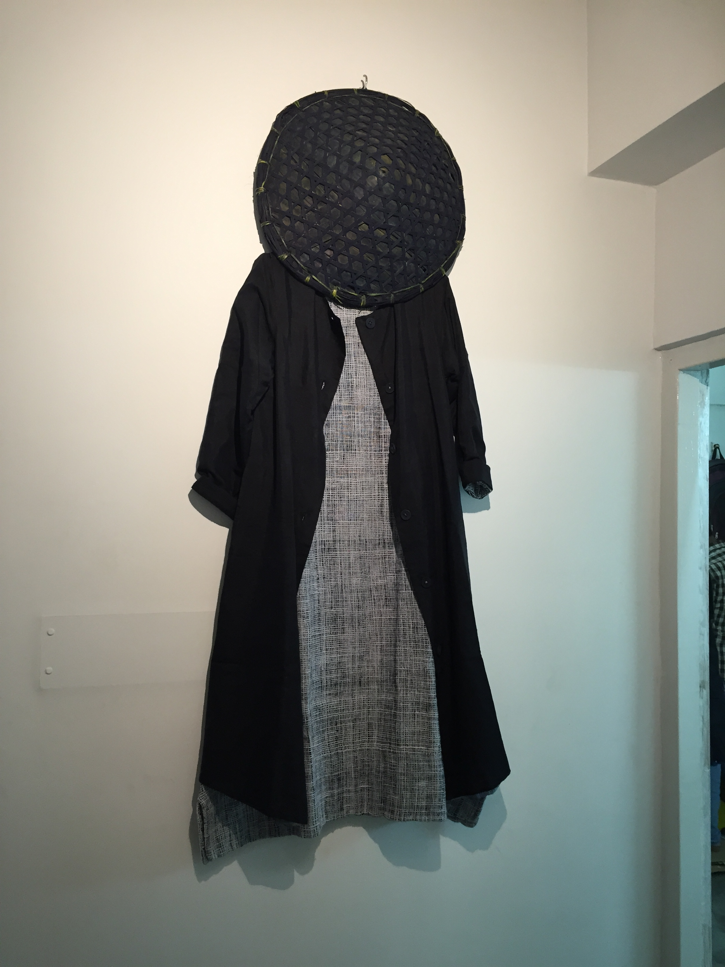 Dress and coat by Maku available in shop