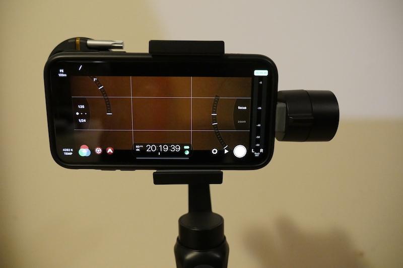 FilmicPro App