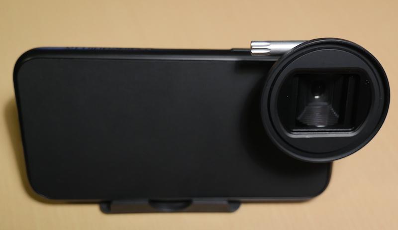 Case, lens, filter adaptor