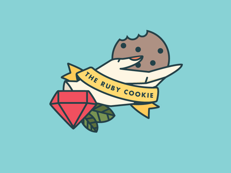 The Ruby Cookie - Brand Identity