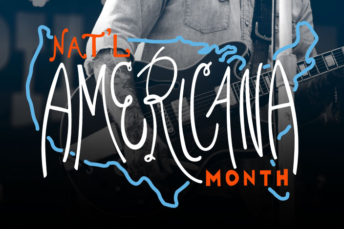 National Americana Month - Brand Identity