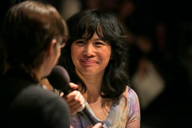 DNTO host Sook-Yin Lee
