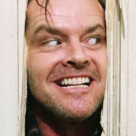 Two weeks today. See it before the sequel. The Shining, October 25 only at The Zoetic