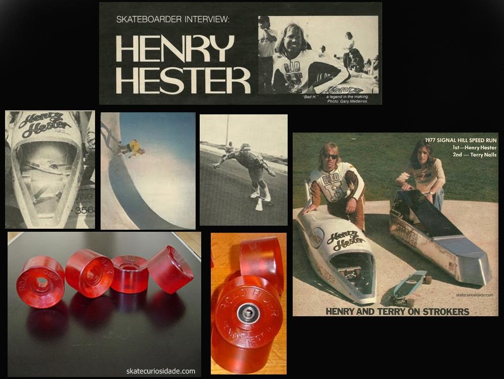 Henry Road Rider