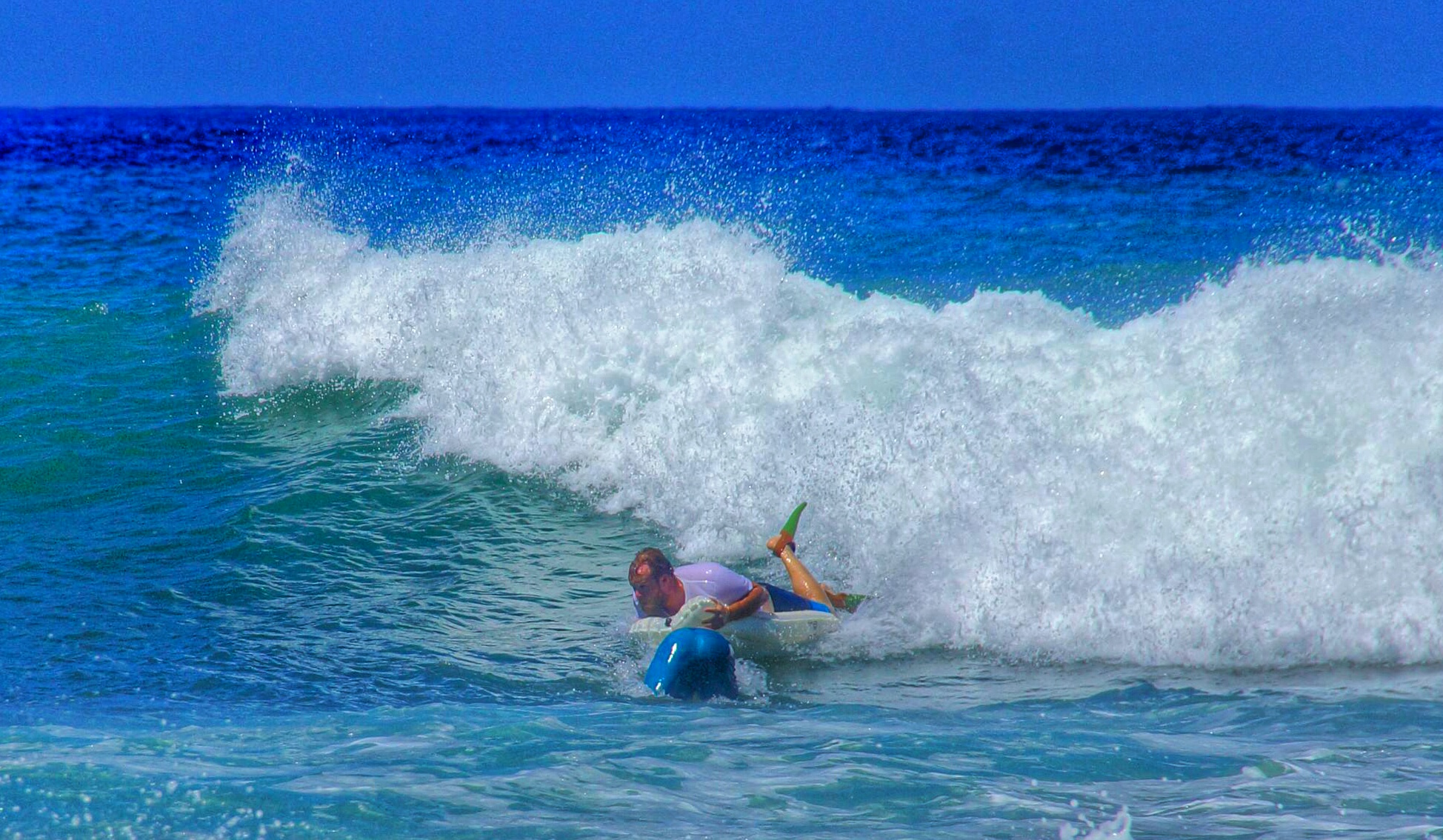 Buoy Dodging -   Photo:  Rincon Surf Photography