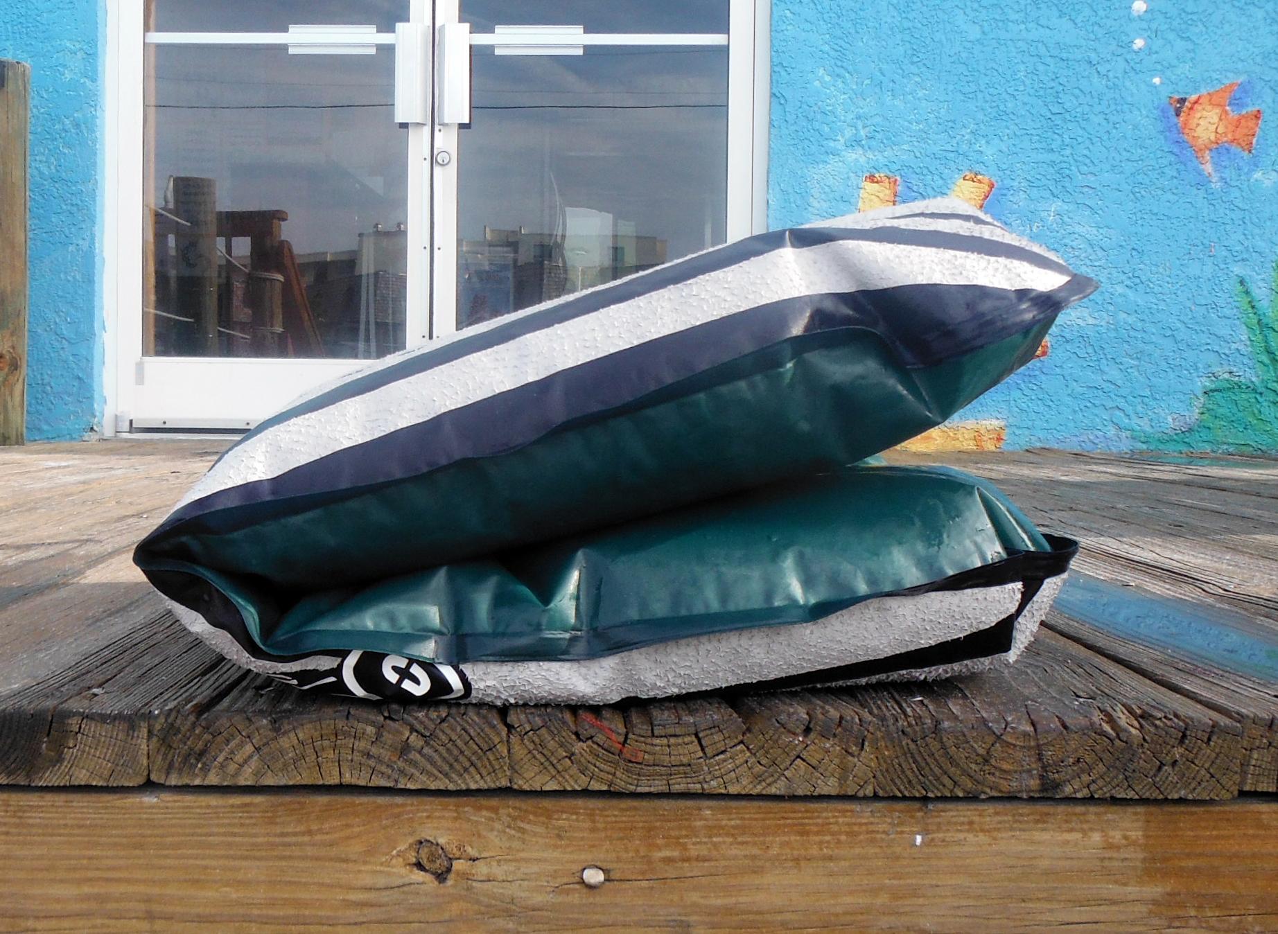 Surf mat John Hughes Surfmat Rubber Bucky 676734024