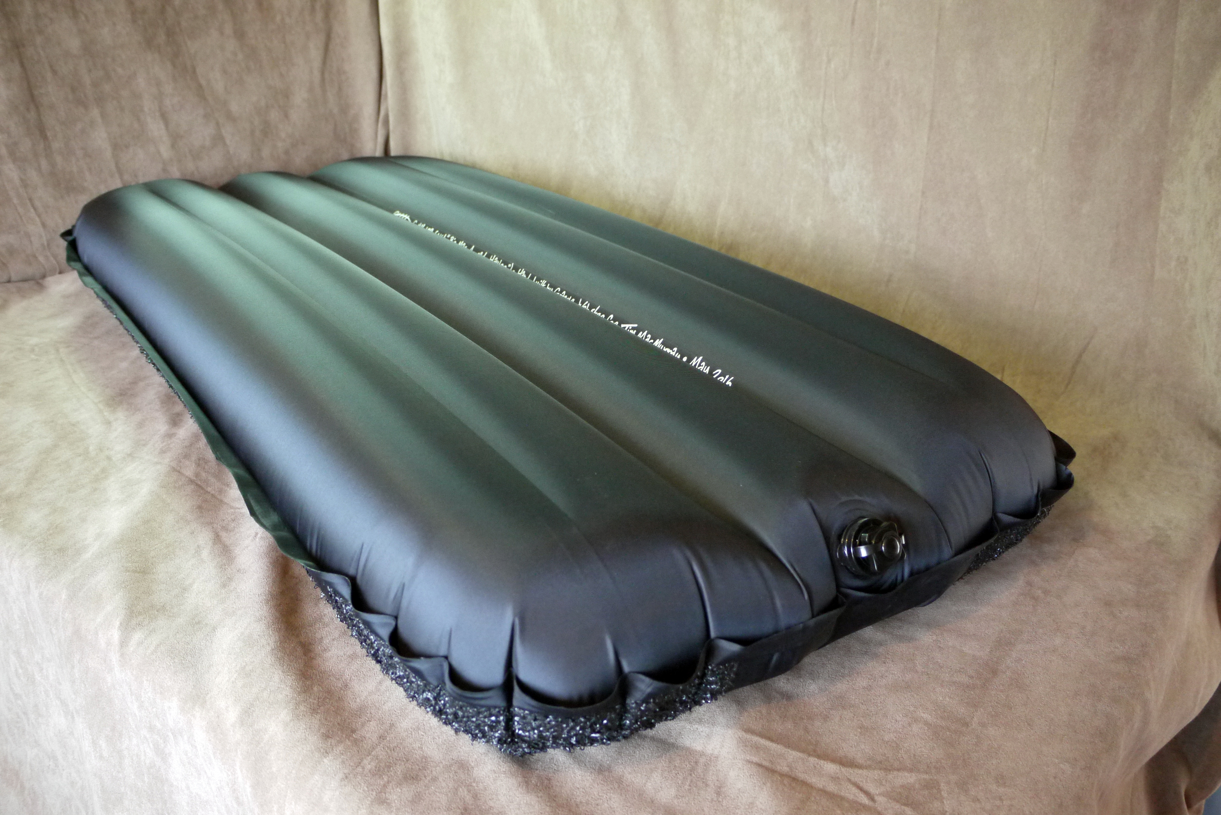 Surfmat surf mat Big Mac Avocado Hauler Tim MacMurray Bottom