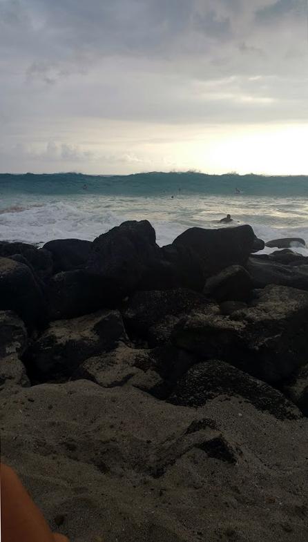 Magic Sands (La'aloa), Kailua-Kona