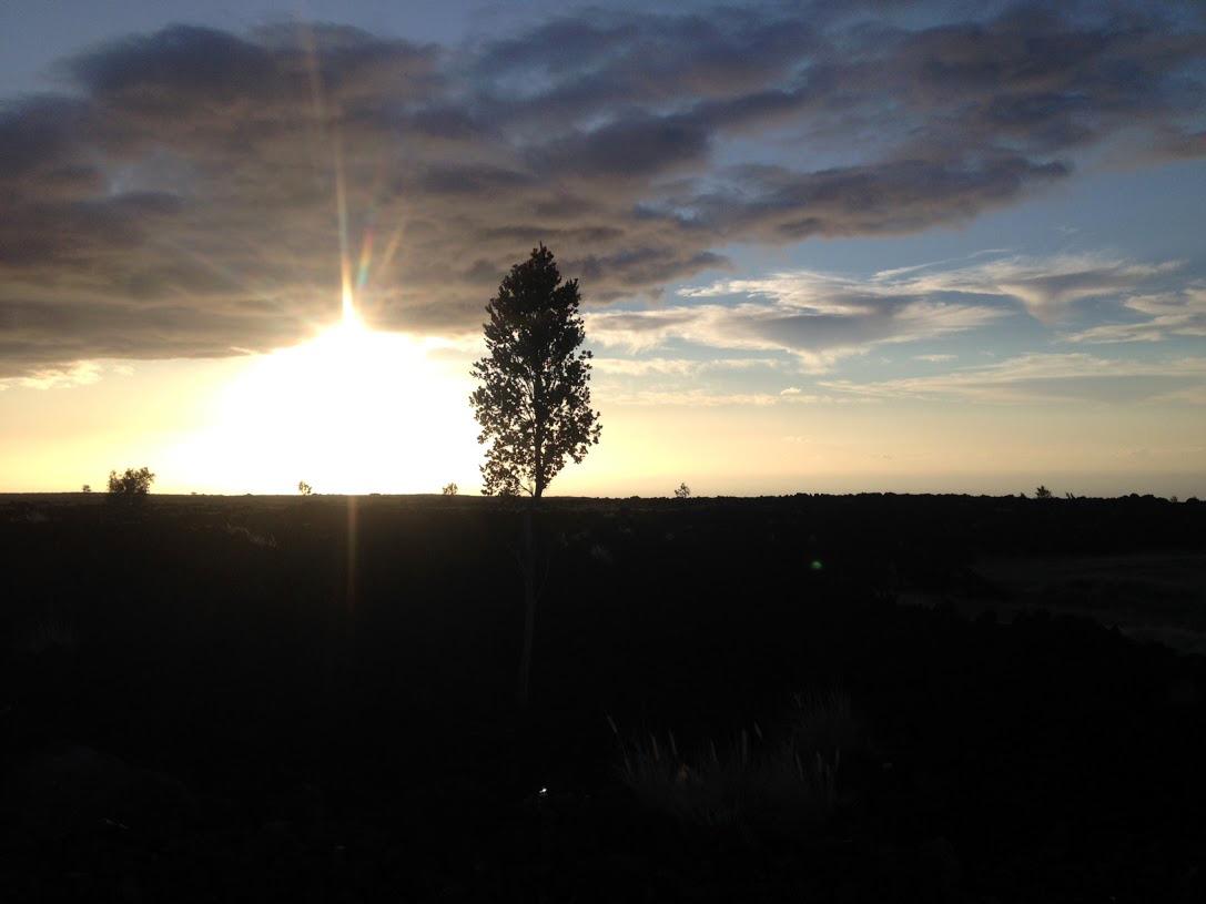 Sunset, Kohala Coast