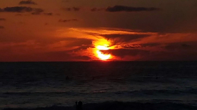 Sunset, Kua Bay, Kailua-Coast