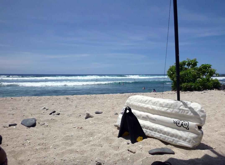 Phileas at Pine Trees, Kailua-Kona