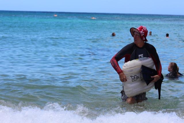 Dave Monasevitch Phileas Surfmat Surf mat 6874