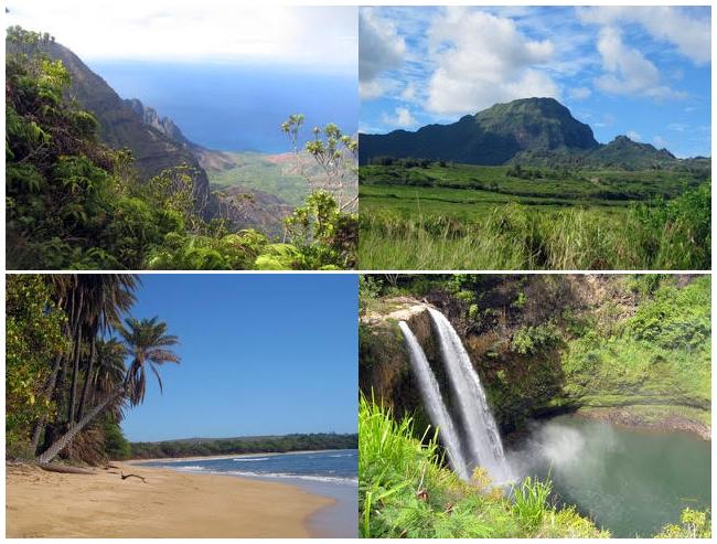 Kauai Scenery