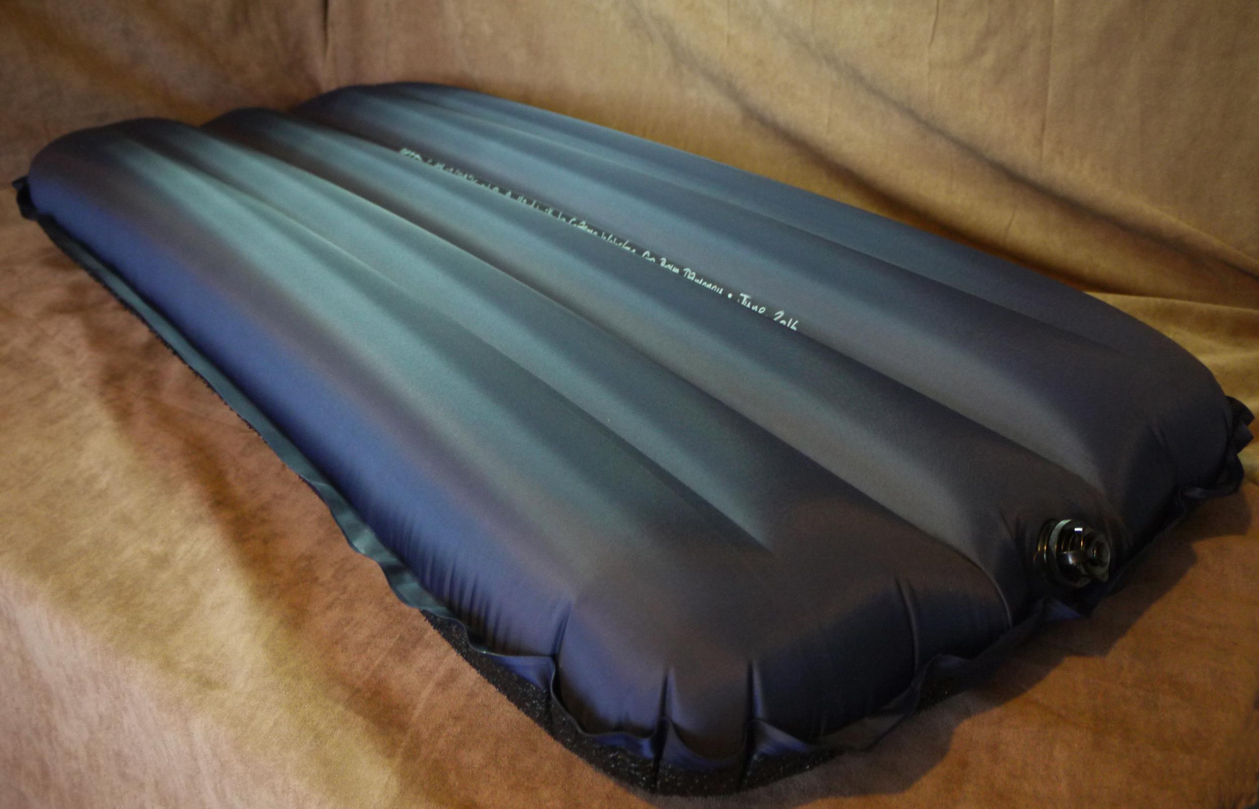 G-Mat 112 AKA Kessel Run Surfmat surf mat Bryn Dampney Bottom