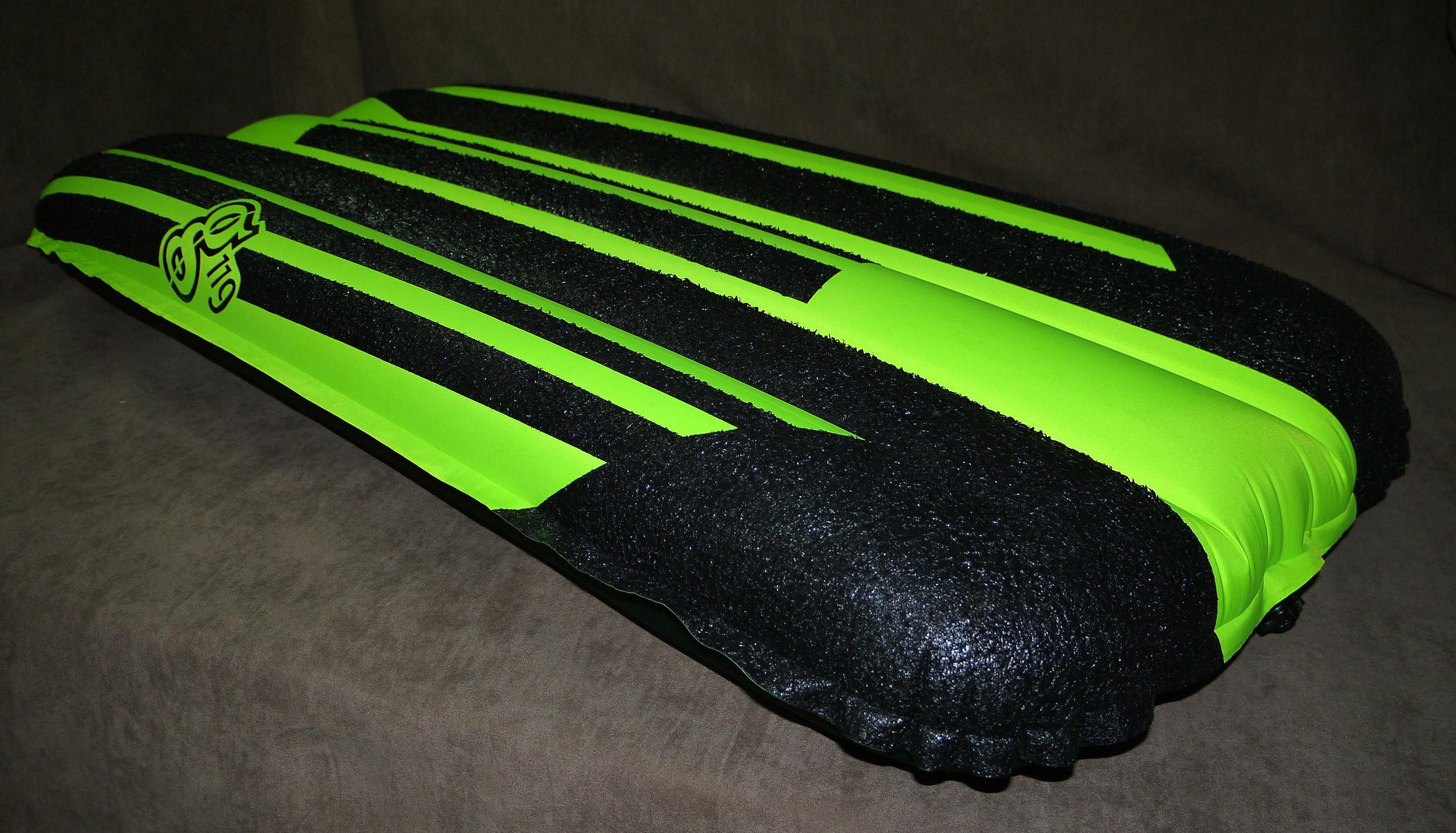 Surfmat negative rocker Wunderbar G-Mat 687