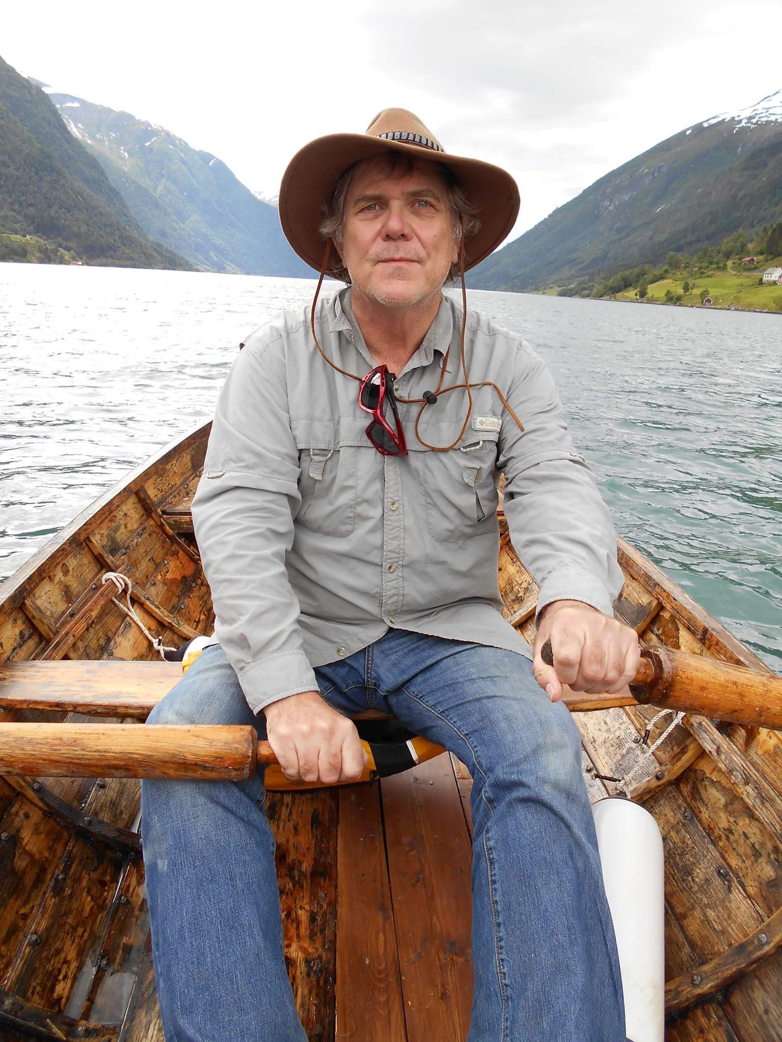 Dave Hoke Norway 357