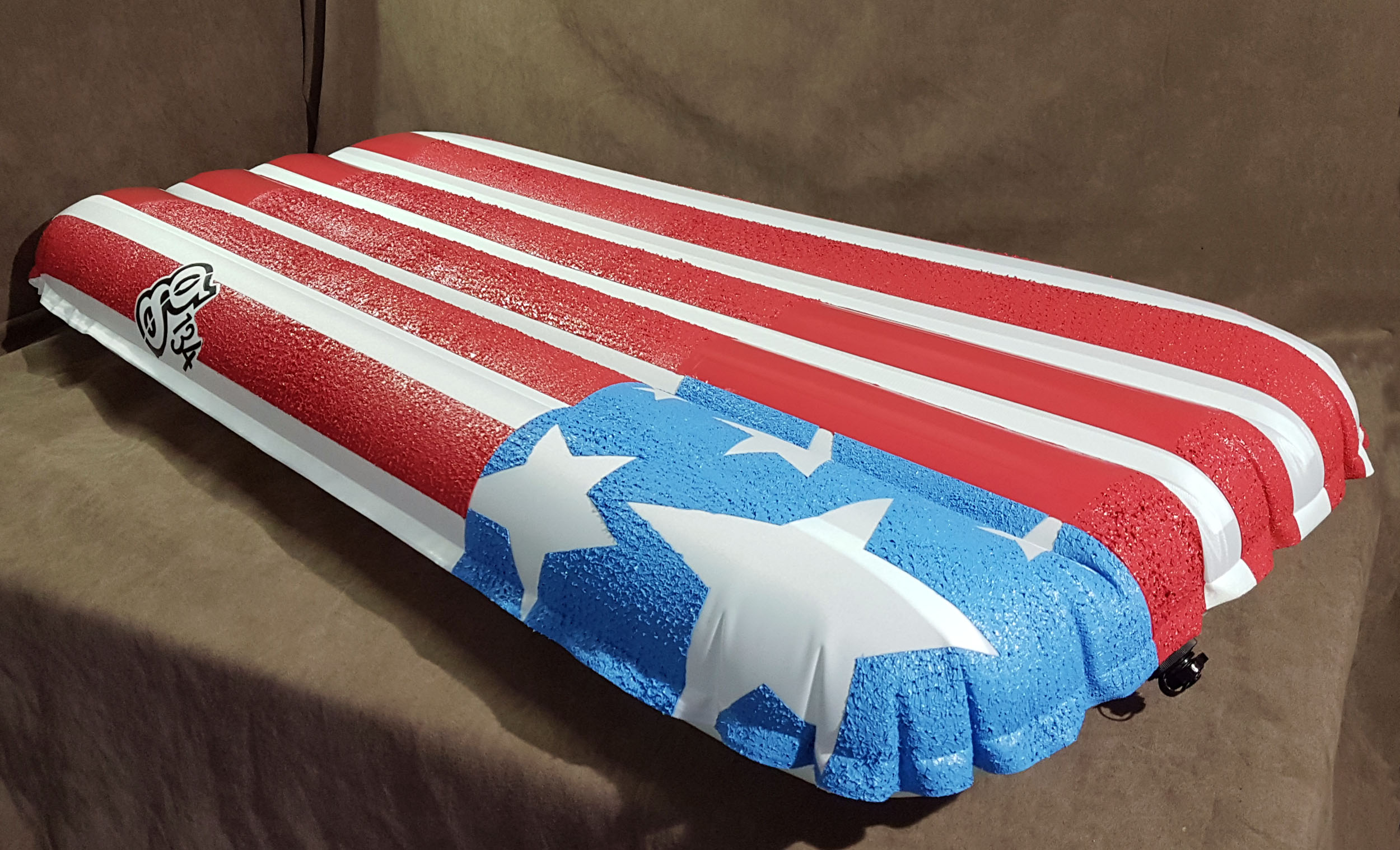 G-Mat 134 Alan Whitsett Glory Stars and Stripes Surfmat